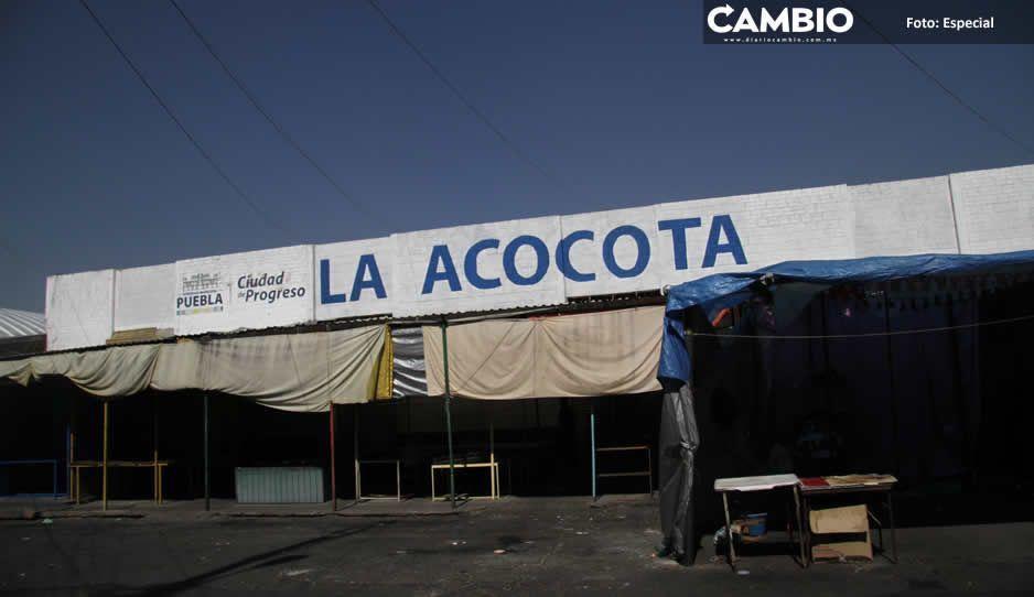 ¡Cuidado! Denuncian extorsión a comerciantes en mercado La Acocota