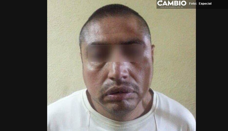 Capturan a presunto secuestrador de un taxista en Izúcar de Matamoros