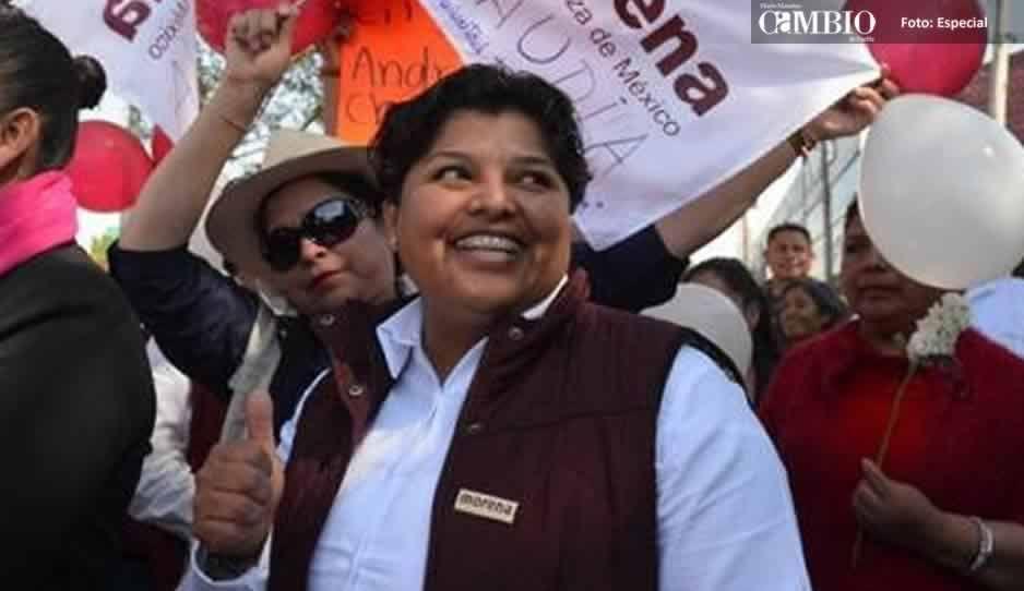 Candidata de Morena en San Andrés, asegura que la inclusión de Sergio Quiroz en su planilla no fue su decisión