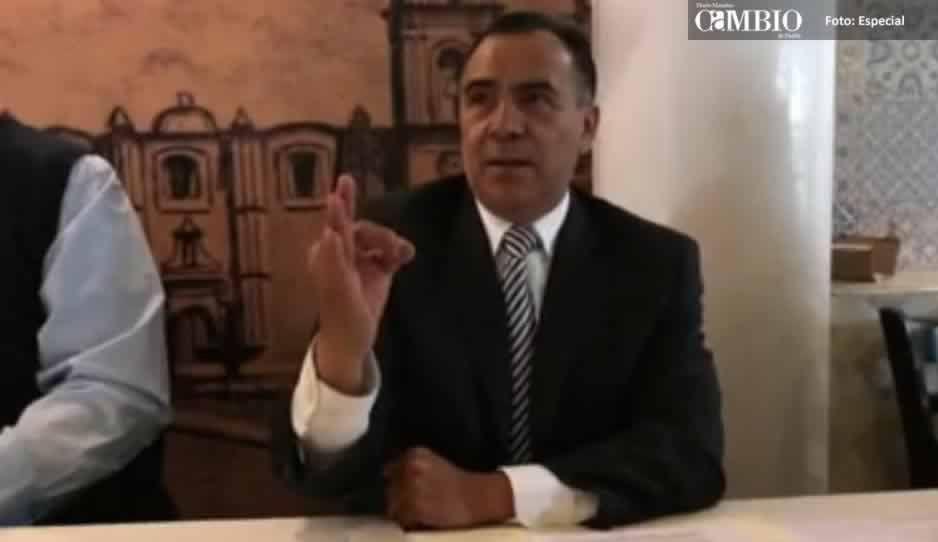 Ex alcalde de San Pedro denunció al Ayuntamiento ante la Fepade por desvío de recursos para campañas
