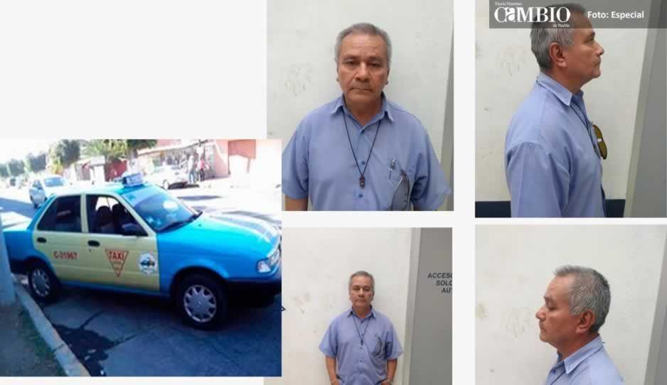 Detienen a taxista pervertido de 56 años por acosar a una menor de 12
