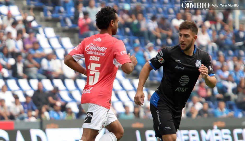Cruz Azul y León quieren llevarse a Lucas Cavallini del Club Puebla