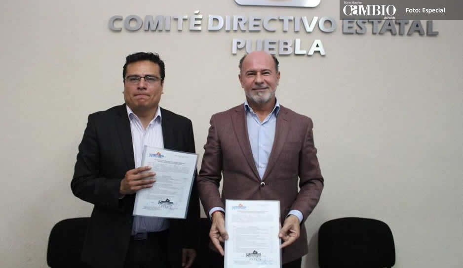 PAN le roba a 'El Capi' Ruiz Esparza al PSI; va por el Distrito 11