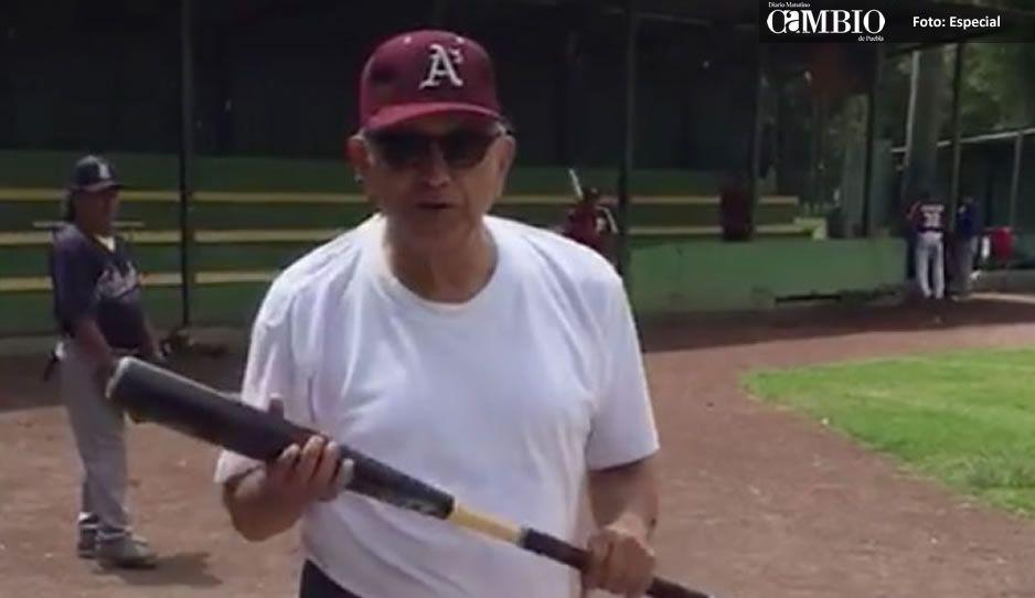 Béisbol será prioridad deportiva en gobierno de AMLO