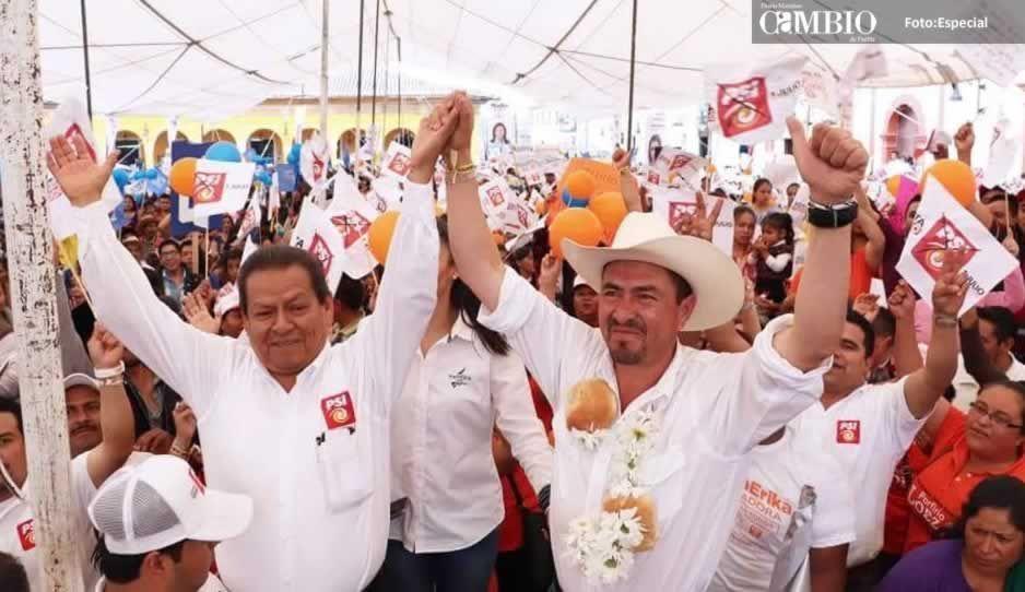Consejo del IEE de oculta información del candidato del PSI, señalan representantes de partidos en Tlatlauquitepec