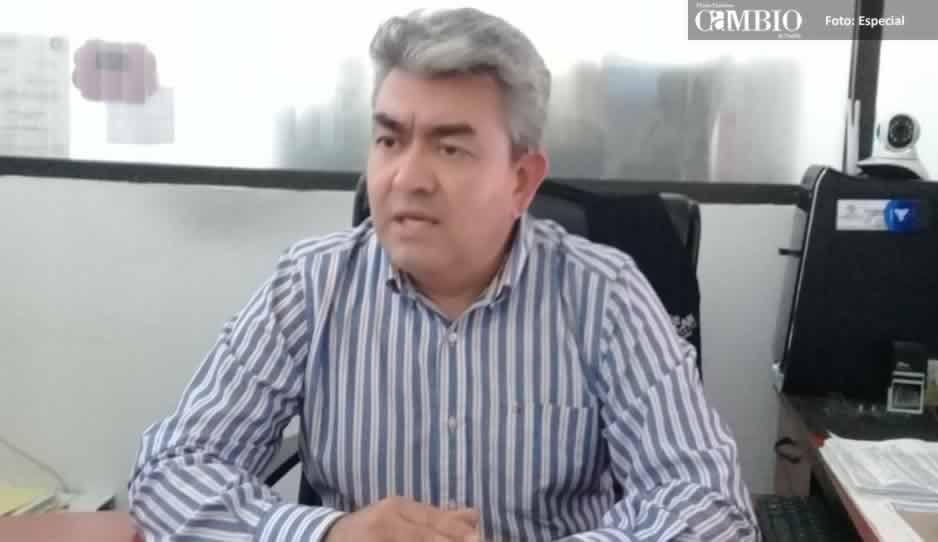 Suplente de Rafael Núñez se niega a asumir el cargo como alcalde de Texmelucan