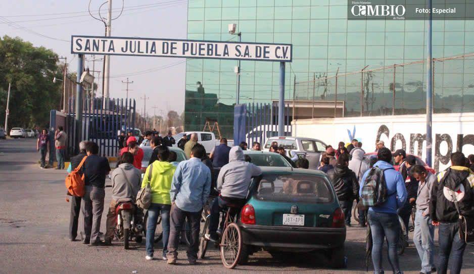 Embarga SAT empresa de los Peñaloza en Texmelucan; acusan presión política