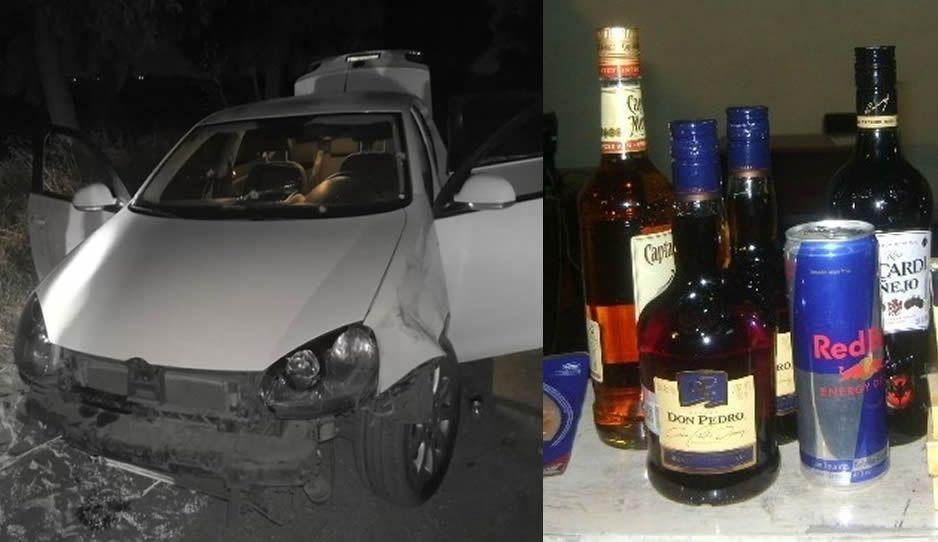 Ratas roban pomos, dinero y un auto en Oxxo de Texmelucan