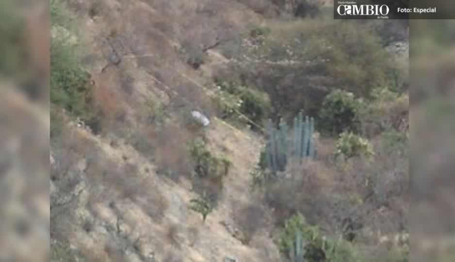Encuentran muerta a viejita en Coxcatlán; desapareció tras llevar a pastar su ganado