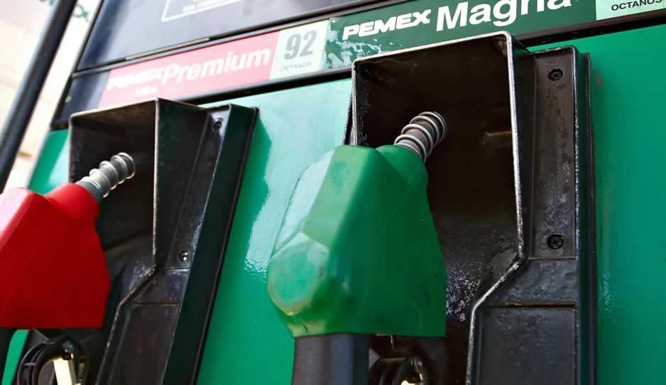 En 29 días la gasolina subió 1 peso por litro