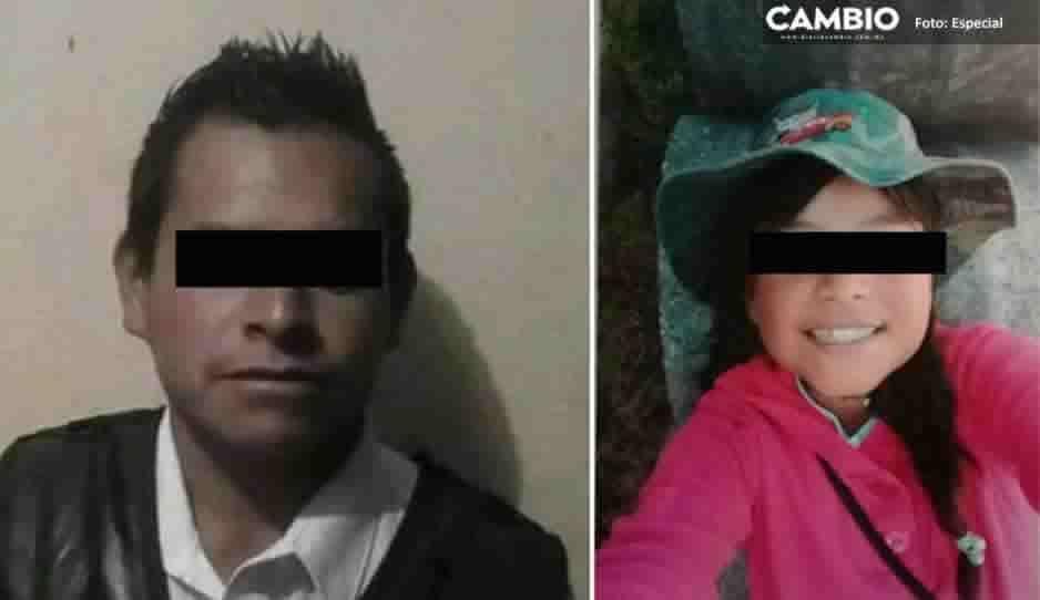 Perfil: Este es El Chaparro, el poblano feminicida de Camila que abusó de ella en Chalco