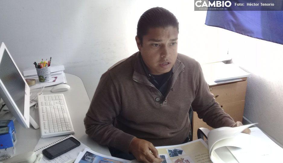 Se implementará operativo contra la venta de pirotecnia prohibida en Texmelucan