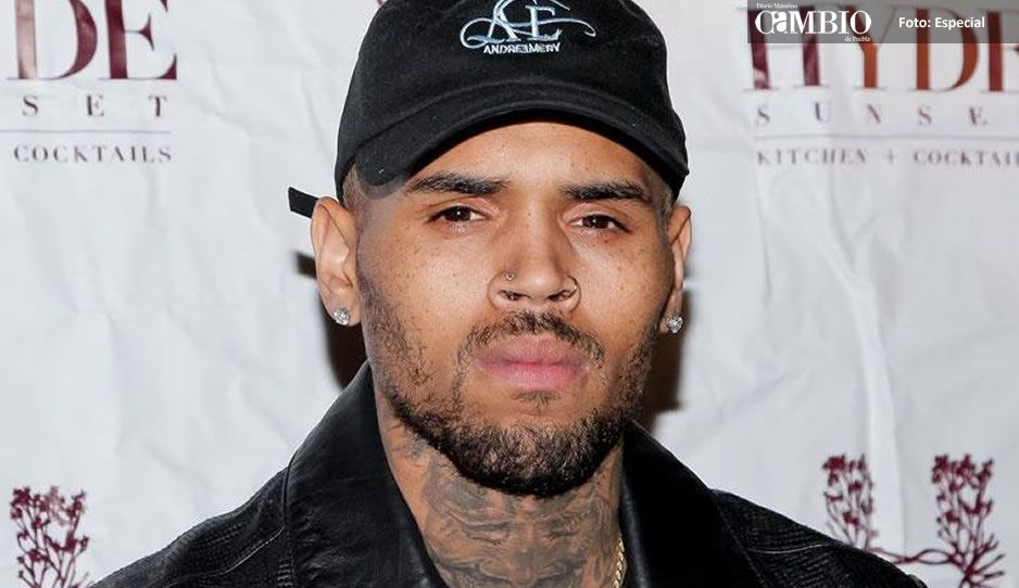 Chris Brown es demandado por violación