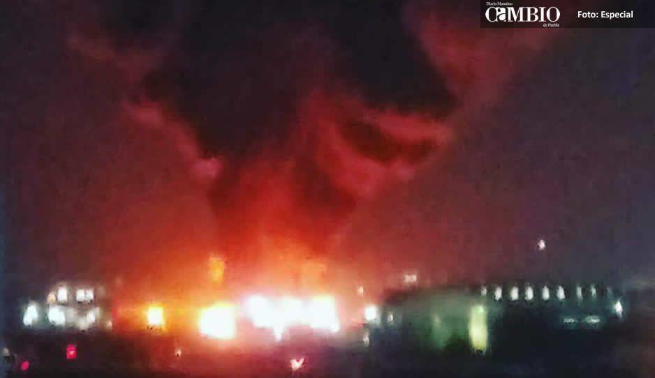 VIDEO: Mega incendio sin control pone en alerta a Misiones de San Francisco