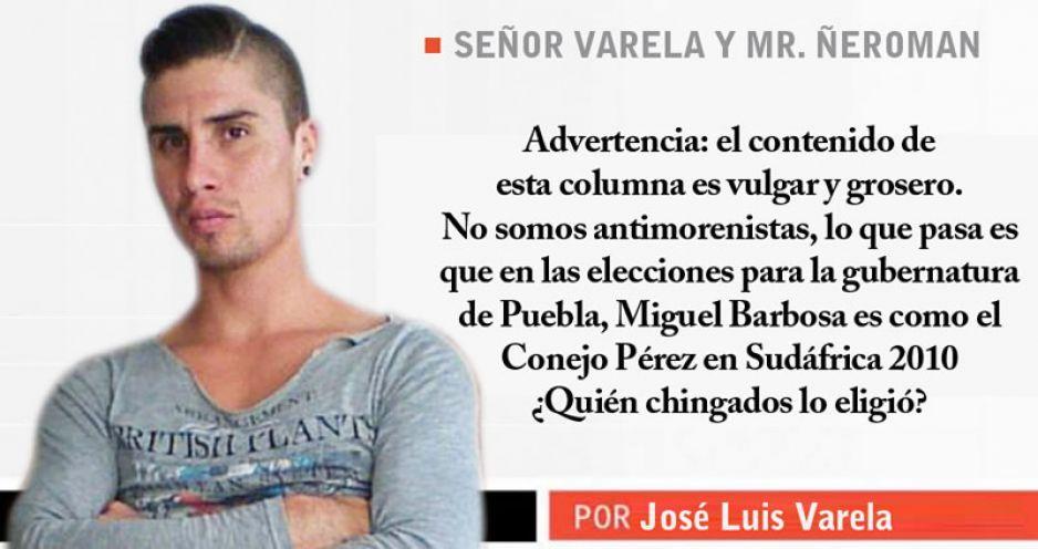 AMLO ¡SÍ! Luis Miguel Barbosa ¡Ni madres! ¡No!