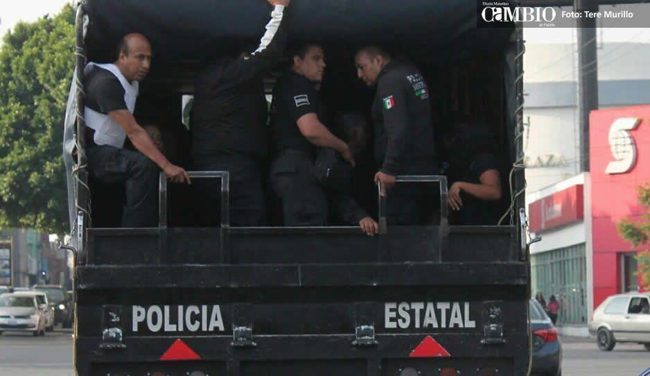 Comisario y Director de San Martín intentaron sobornar a policía estatal para no ser detenidos