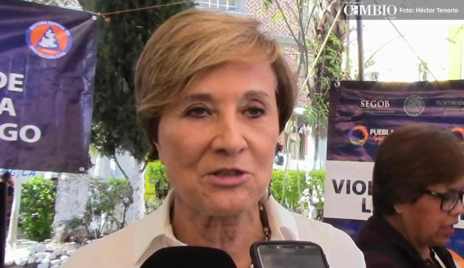 Fiscalía solo tiene tipificados 8 feminicidios: María Lourdes Martínez