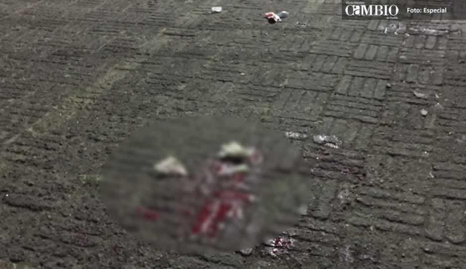 Matan a joven con arma de fuego por robarle la venta de boletos de la línea Erco
