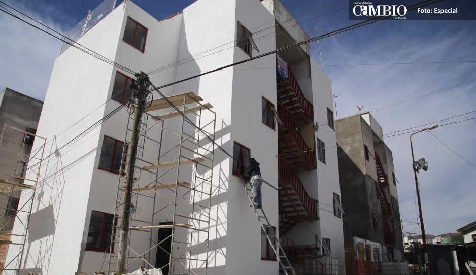 Galeazzi inicia rehabilitación de siete edificios en Infonavit
