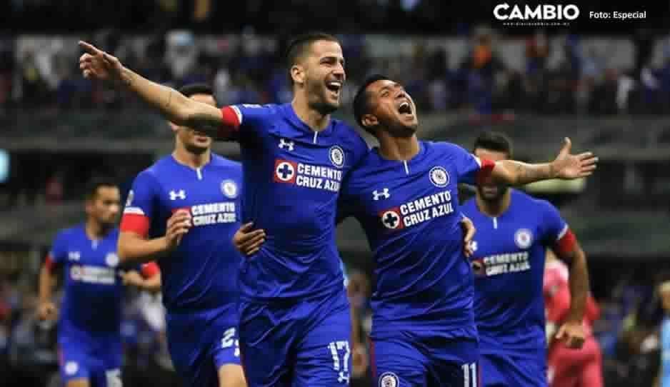 Después de 5 años, Cruz Azul volverá a jugar una semifinal