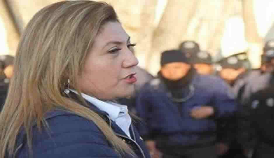 Luz del Carmen Ponce se convierte en la primera mujer en ser directora Seguridad Pública de Tehuacán