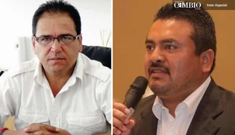 Villarroel y Eleazar Pérez siguen apareciendo como miembros del PRI