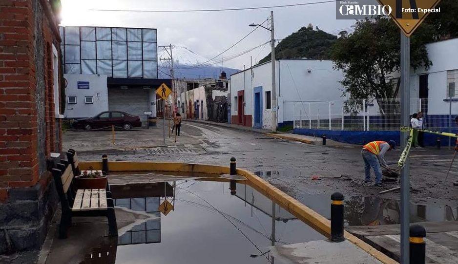 Barrio Smart muta en la pesadilla de Atlixco:  comerciantes reportan pérdidas millonarias