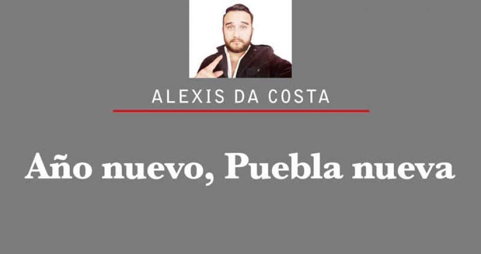 Año nuevo, Puebla nueva