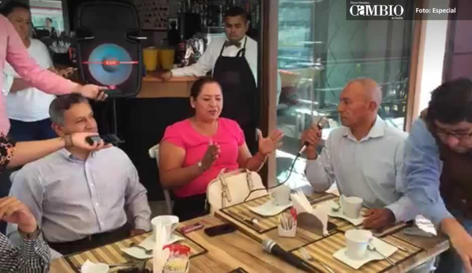 Candidatos de Morena en la Mixteca abandonan proyecto y se ofrecen al mejor postor
