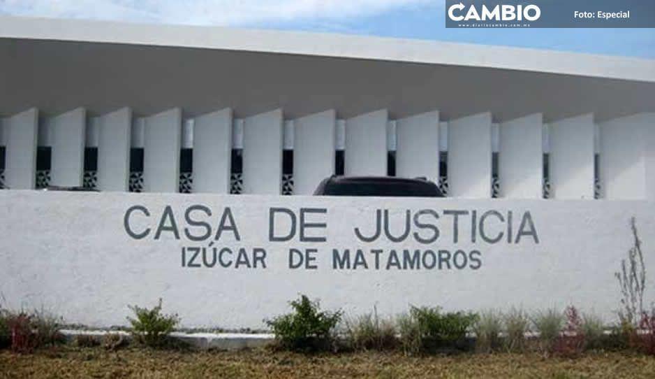 Abogados piden cambio de juez civil en Izúcar de Matamoros
