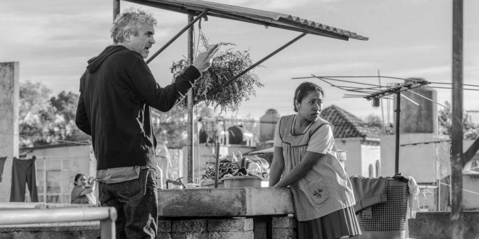 Roma, semifinalista para nominaciones al Óscar
