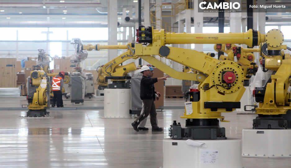 Puebla, segundo estado con menor aumento de empleos