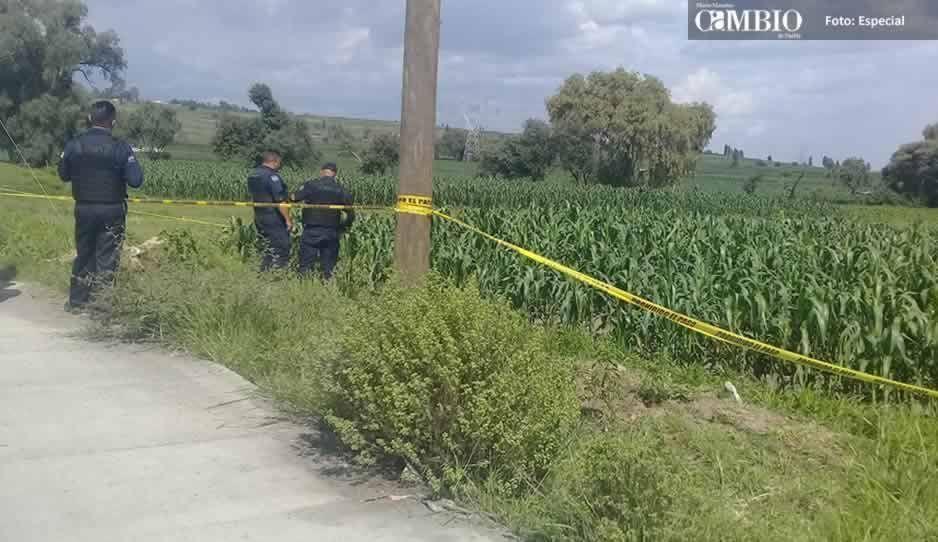 Feminicidio 50: Con huellas de violencia y abuso sexual hallan el cuerpo de una mujer en Texmelucan