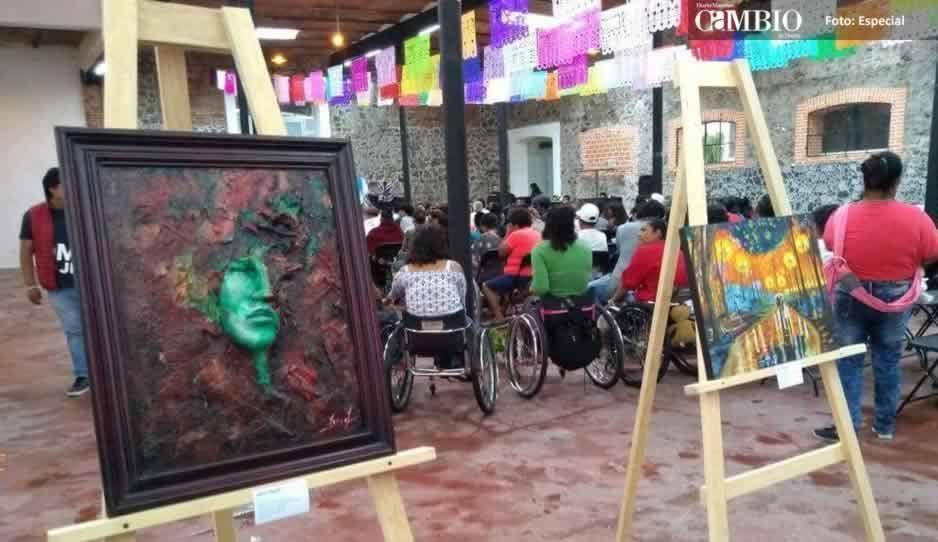 Inauguran la galería de Arte Toltecayotl Arte y Ciencia en Atlixco