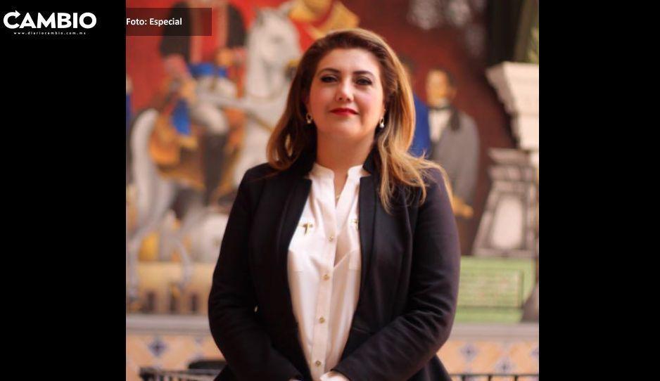 Mujer asume como primera titular de Seguridad Pública de Tehuacán