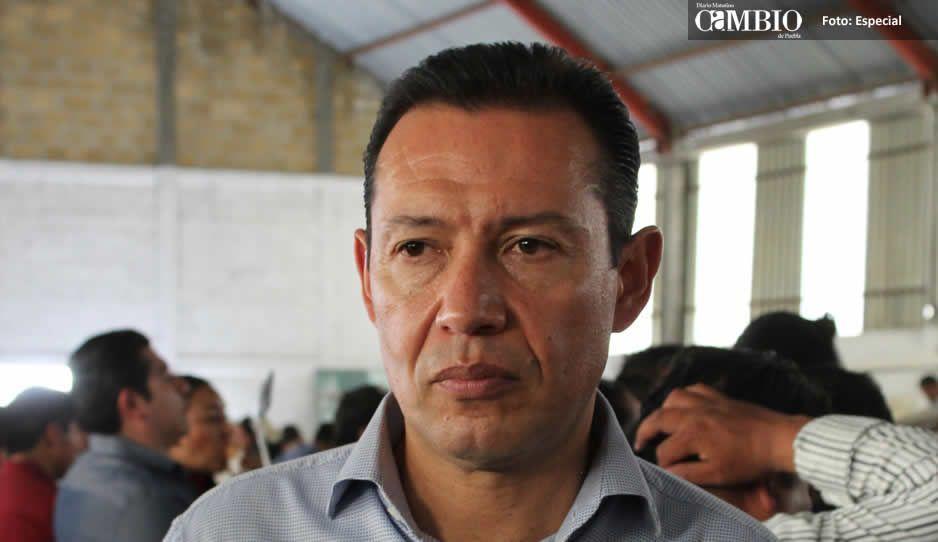 Filtran planilla de Rubén Garrido para alcadía de Texmelucan: cuates y reporteros