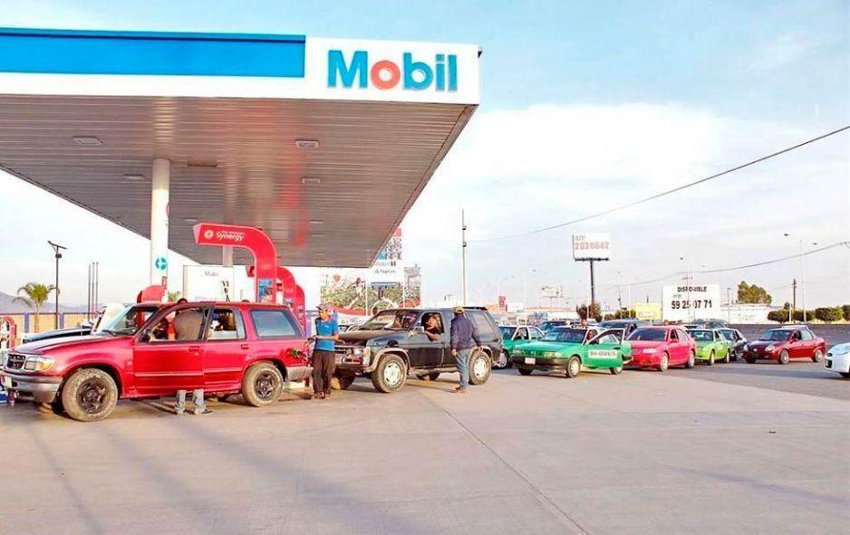 Escasez de gasolina llega al Triángulo Rojo