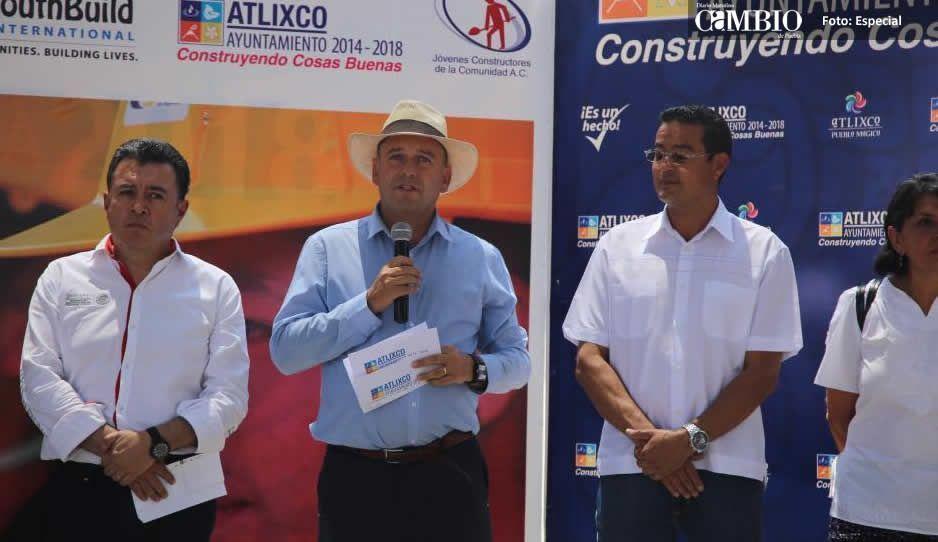 Atlixco inicia la reconstrucción de 20 casas dañadas por el 19-S