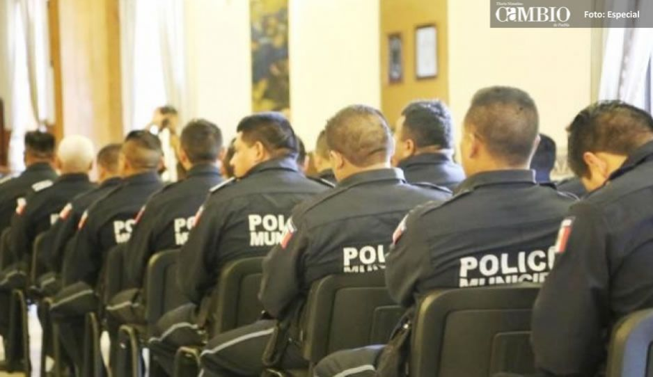 Reprueban pruebas de control de confianza policías de Atlixco