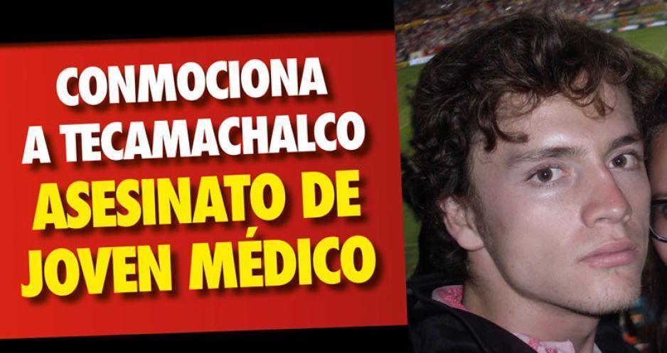 Conmociona a Tecamachalco asesinato de joven médico (VIDEO)