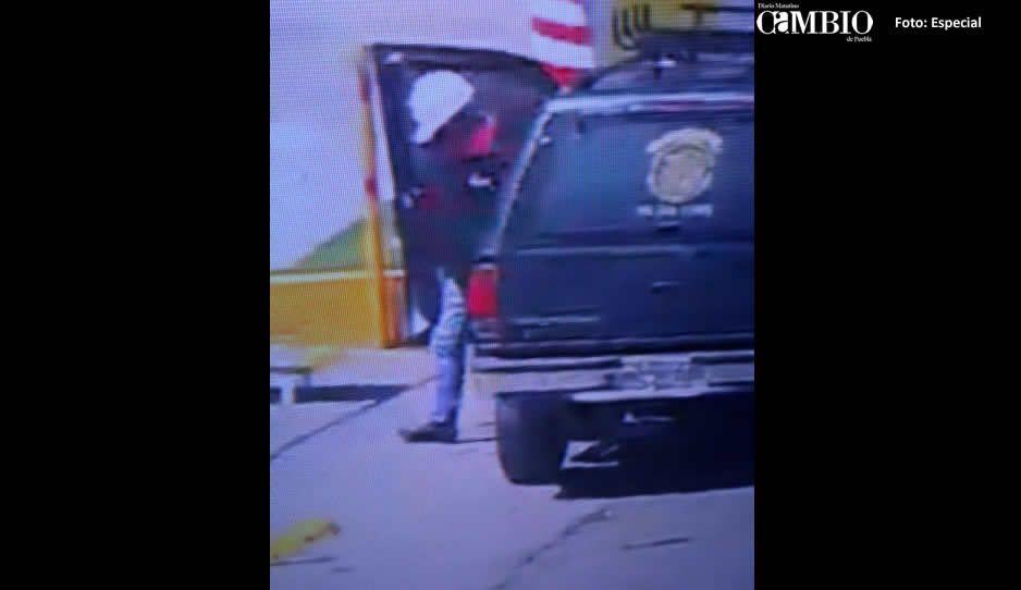 Asaltan gasolinera en Momoxpan, es la tercera ocasión en el mes