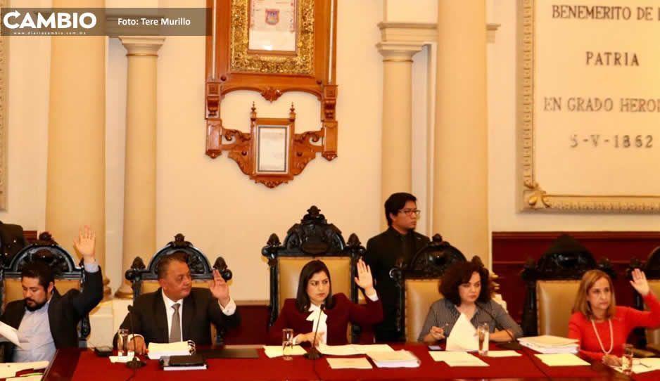 Cabildo aprueba por mayoría de votos presupuesto de egresos 2019 por cinco mil 48 millones de pesos