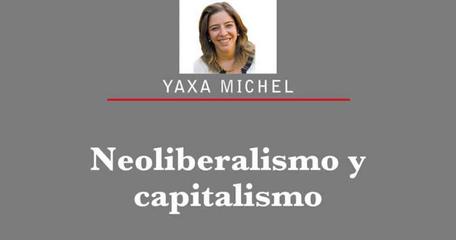 Neoliberalismo y capitalismo