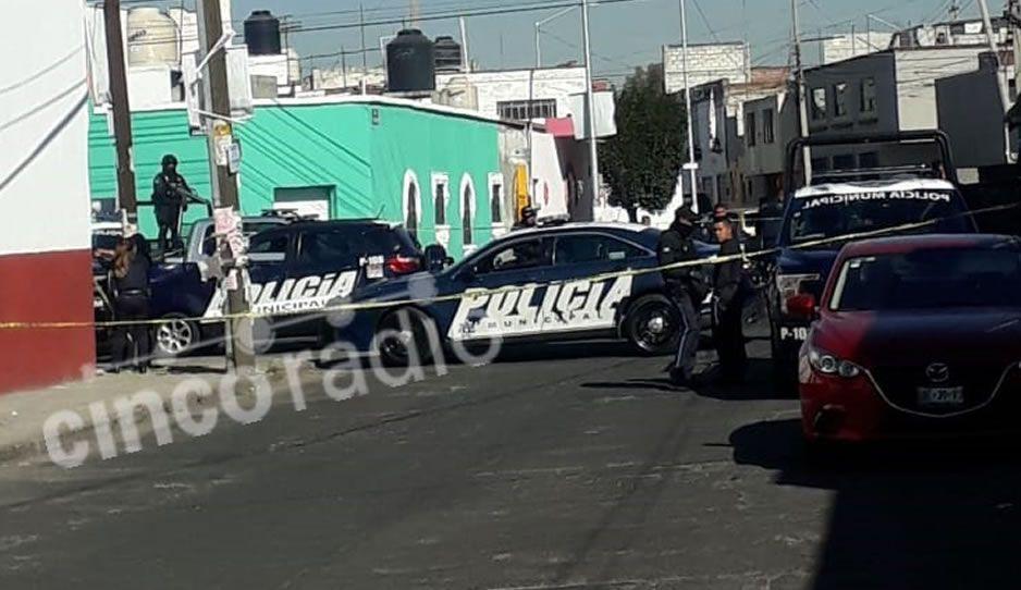 Ladrón dispara contra policías en la América Sur, termina herido y arrestado