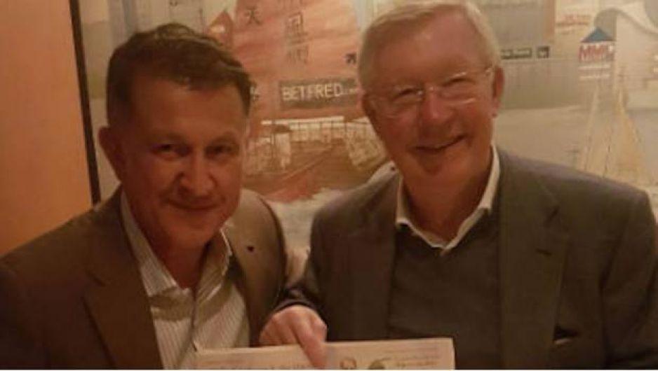 Juan Carlos Osorio viajó hasta Londres, Chicharito está en la mira