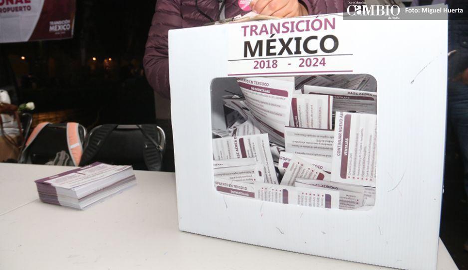 Excluyen a Quecholac de consulta  ciudadana sobre el Tren Maya