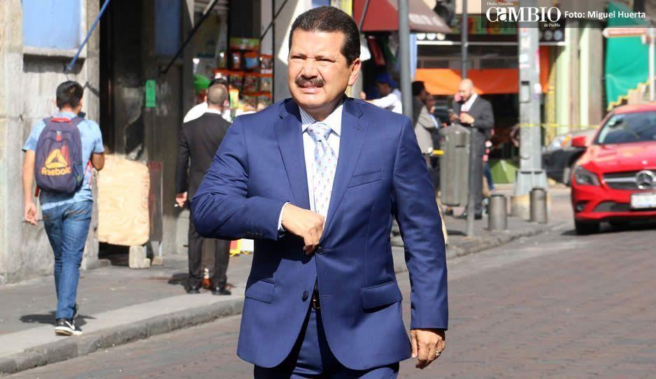 Arriaga le solicitó al Gobierno del Estado la reubicación de reos a otro penal de Puebla
