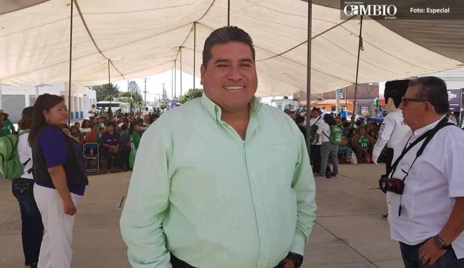 Miguel Ángel Quechol cancela presentación de Agenda Verde por asesinato de Juany Maldonado