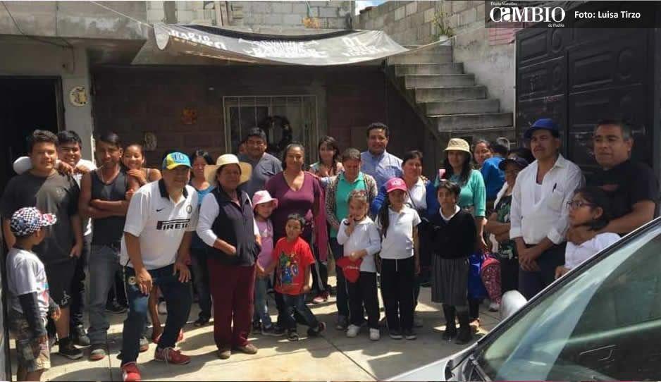 Sanctórum quiere independizarse de Cuautlancingo y volverse municipio