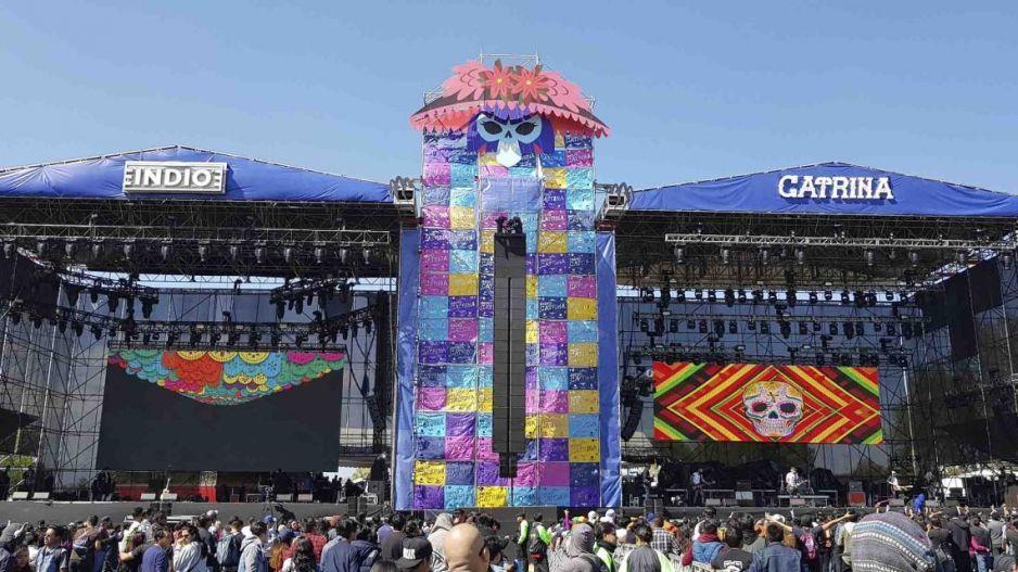 ¡Festival Catrina agota hoteles en Puebla! Se esperan más de 20 mil rockeros
